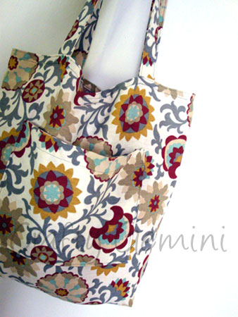 must have tote bag pdf pattern by crafty gemini