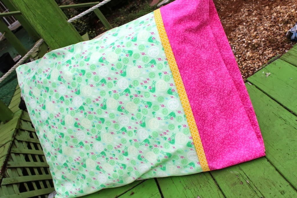 Diy Pillowcase Step By Step: Easy Pillowcase  DIY Video Tutorial   Crafty Gemini,