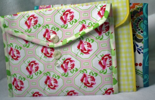 fabric-folders