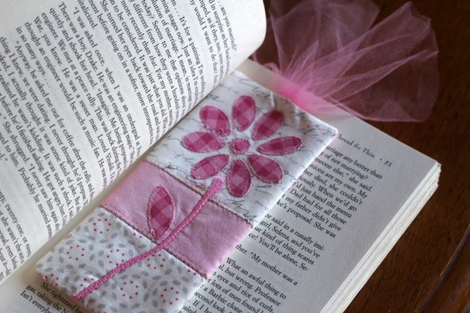 flower-bookmark