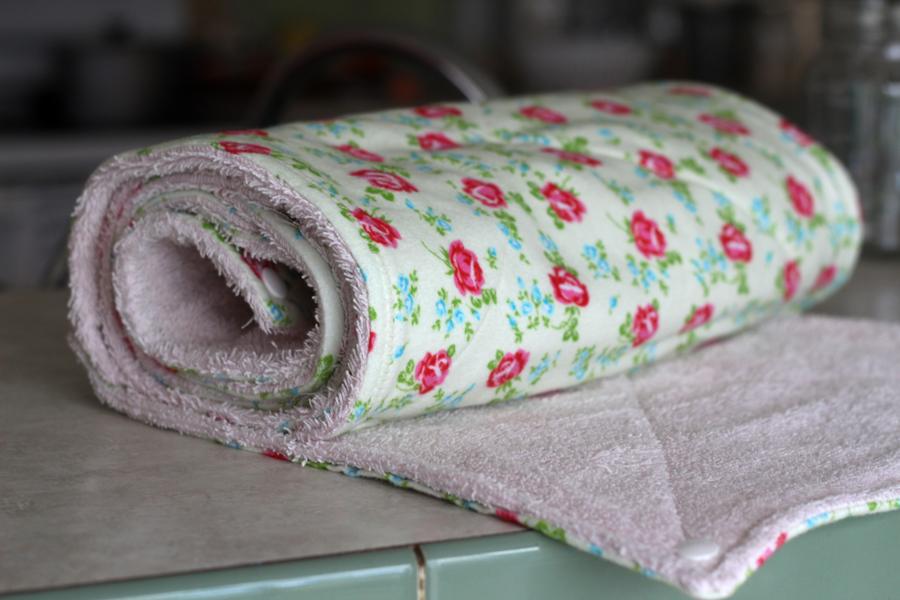 Old Towels Repurpose