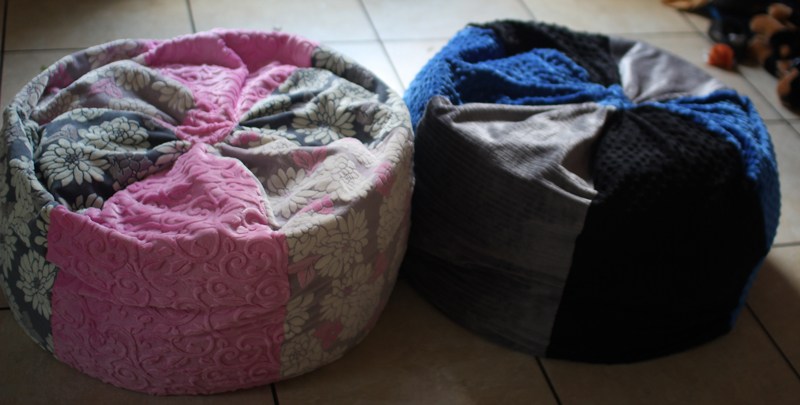 The Outer Shell Of The Bean Bag Chairs Is Made Of Cuddle Fabric By Shannon  Fabrics. It Is Sooooo Soft And As The Name Suggests  Cuddly!