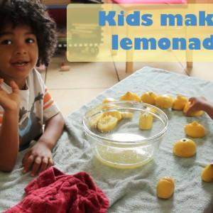how to make lemonade scones video