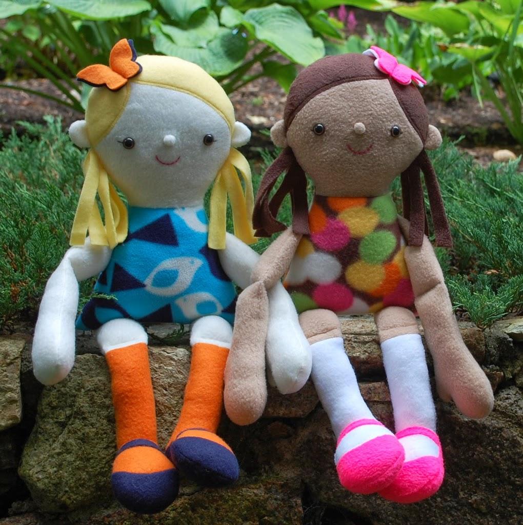 handmade dolls softie