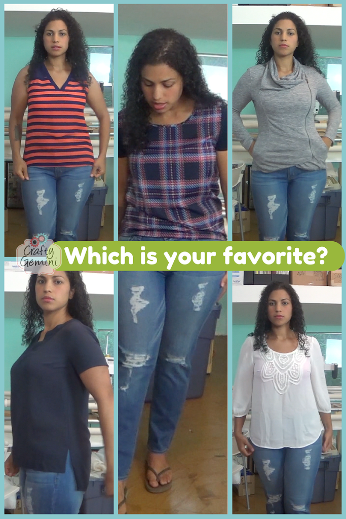 stitch fix clothes haul video