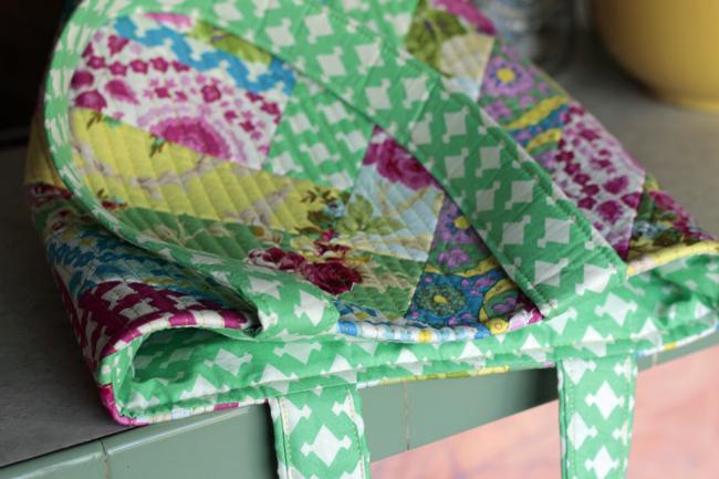 Jenny Doan & Crafty Gemini Improv Tote Bag Tutorial - Crafty Gemini : quilt bag patterns - Adamdwight.com