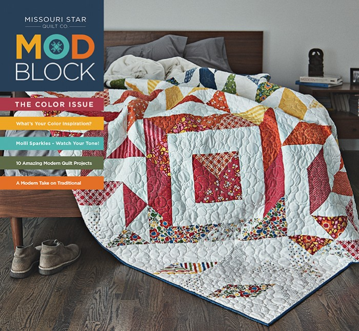 modblock magazine cover missouri star quilt co