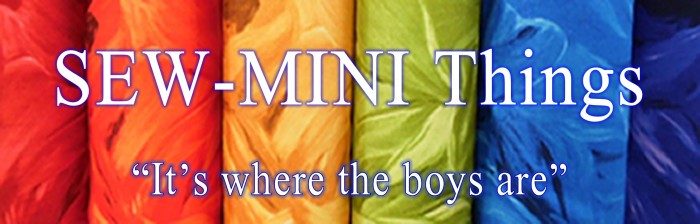 sew mini things logo