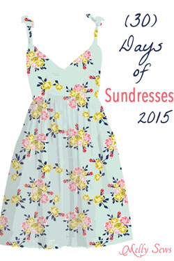 30 days of sundresses melly sews