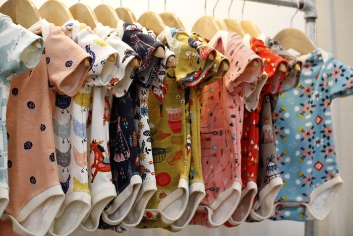 Birch fabrics booth