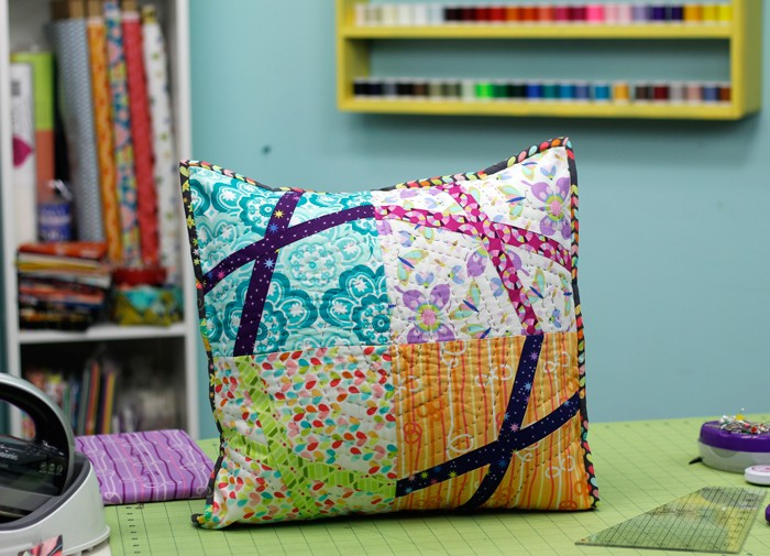 "crafty gemini 10"" slicer pillow octagon xblock"