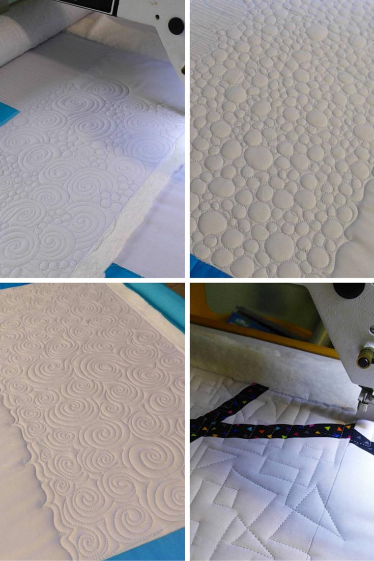 negative space quilting modern quilt crafty gemini