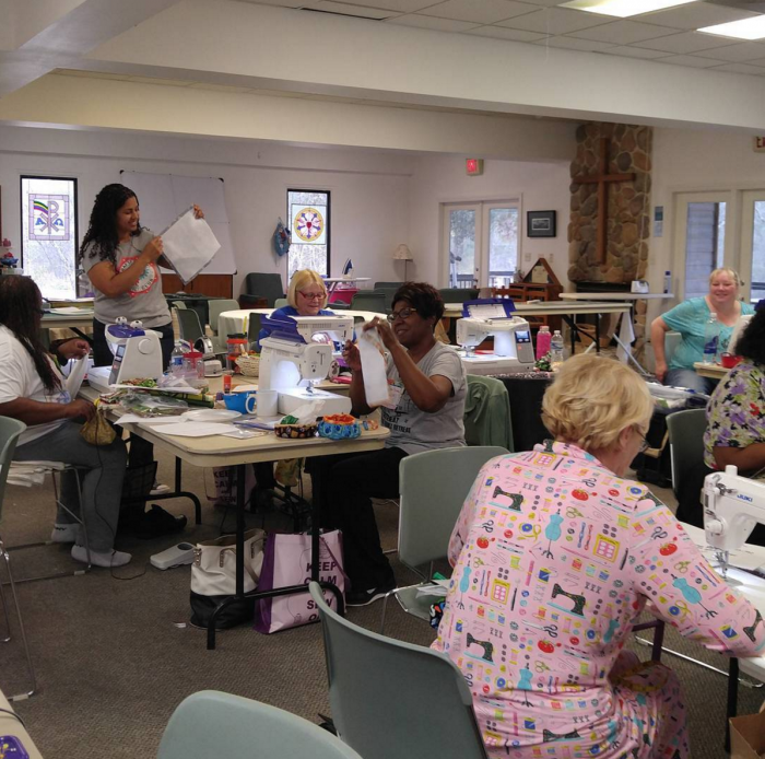 crafty gemini epic quilt retreat florida march 2016