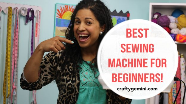2016 best sewing machine for beginners video review by crafty gemini