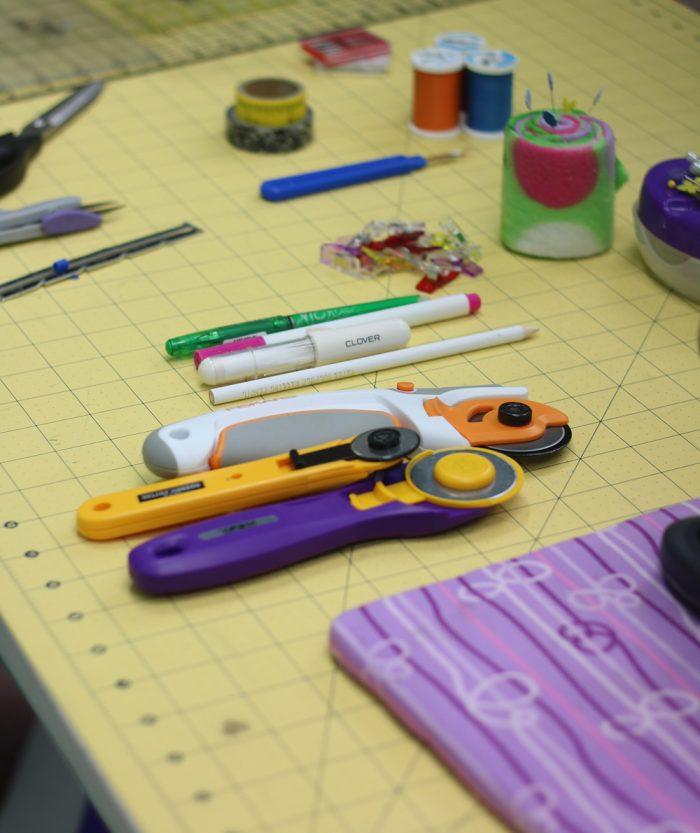 beginner sewing supplies video by crafty gemini