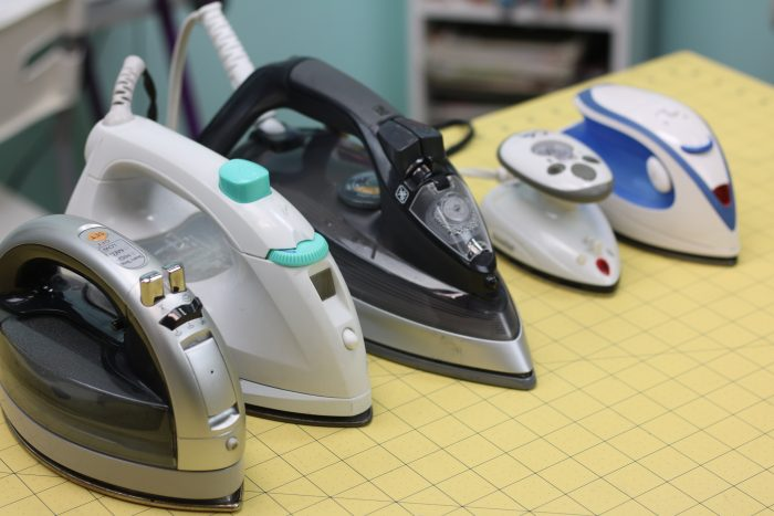crafty gemini iron review video for sewing and quilting