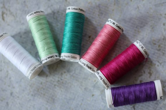 crafty gemini favorite thread collection 12 wt cotton by sulky