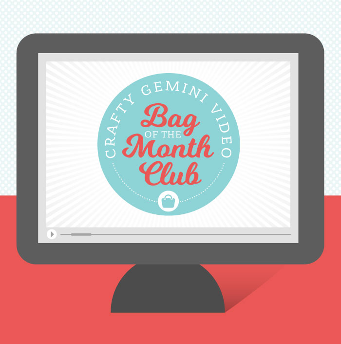 crafty gemini video bag of the month club