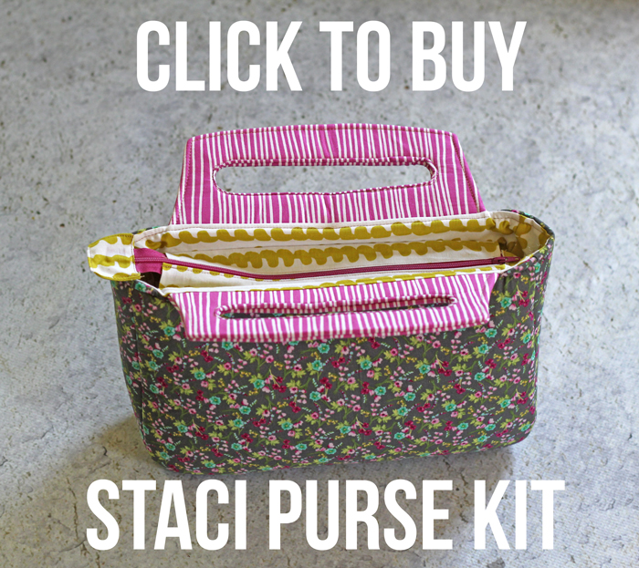 staci purse kit for crafty gemini bag of the month club