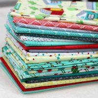 half yard bundle of dominicana fabric by vanessa vargas wilson crafty gemini