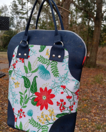 metro tote bag by crafty gemini