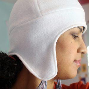 d558fc65f9abd Fleece Hat with Ear Flaps- PDF pattern - Crafty Gemini