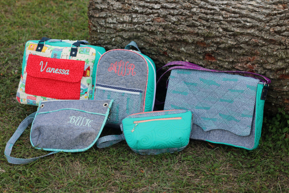 2017 Bag of the Month Club by crafty gemini