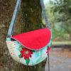 Gracie saddle bag by crafty gemini