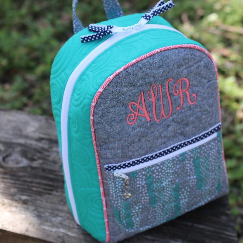 allie mini backpack by crafty gemini