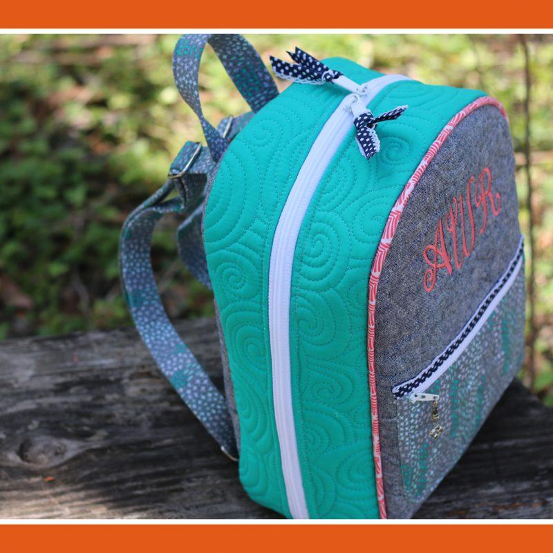 allie mini backpack-kit by crafty gemini