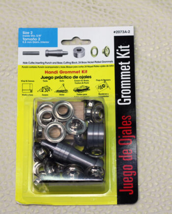 grommet kit for bags by crafty gemini