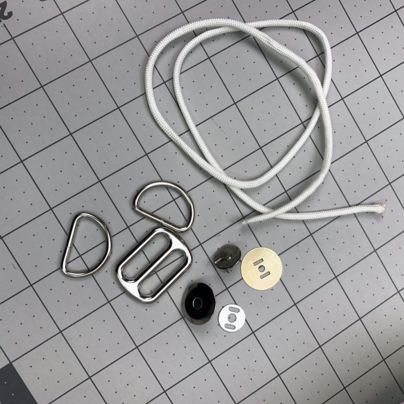 hardware-kit-gracie-bag by crafty gemini