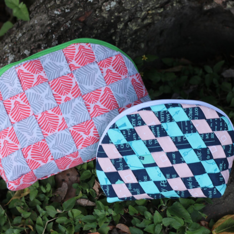 over-under pouch by crafty gemini wefty needle