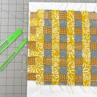 wefty needle tutorial crafty gemini