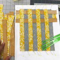 wefty needle tutorial by crafty gemini