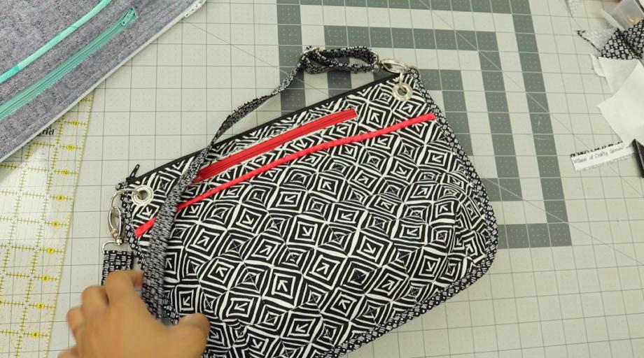 melissa crossbody bag by crafty gemini