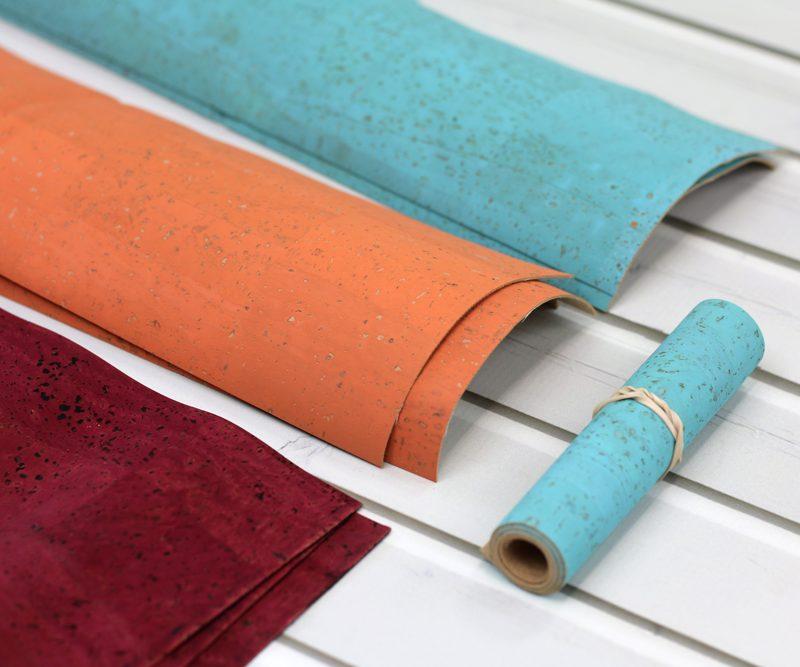 cork-fabric- key fob crafty gemini