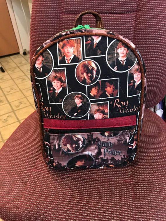 Harry Potter Allie Backpack