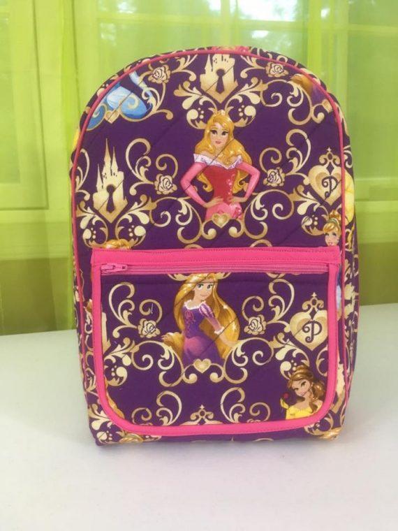 Princess Allie Backpack