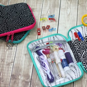 zip away organizer by crafty gemini
