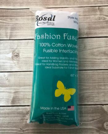 fashion-fuse bosal by crafty gemini