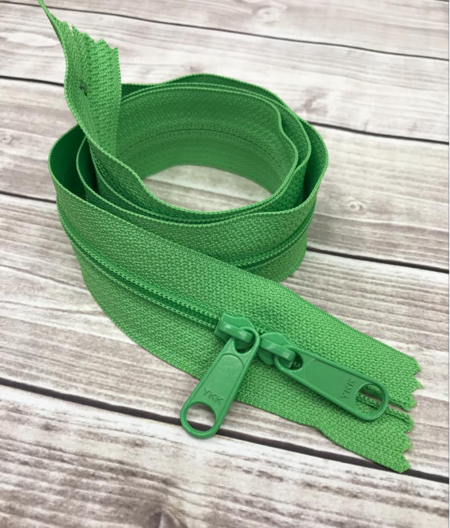 """spring green zipper 30"""""""
