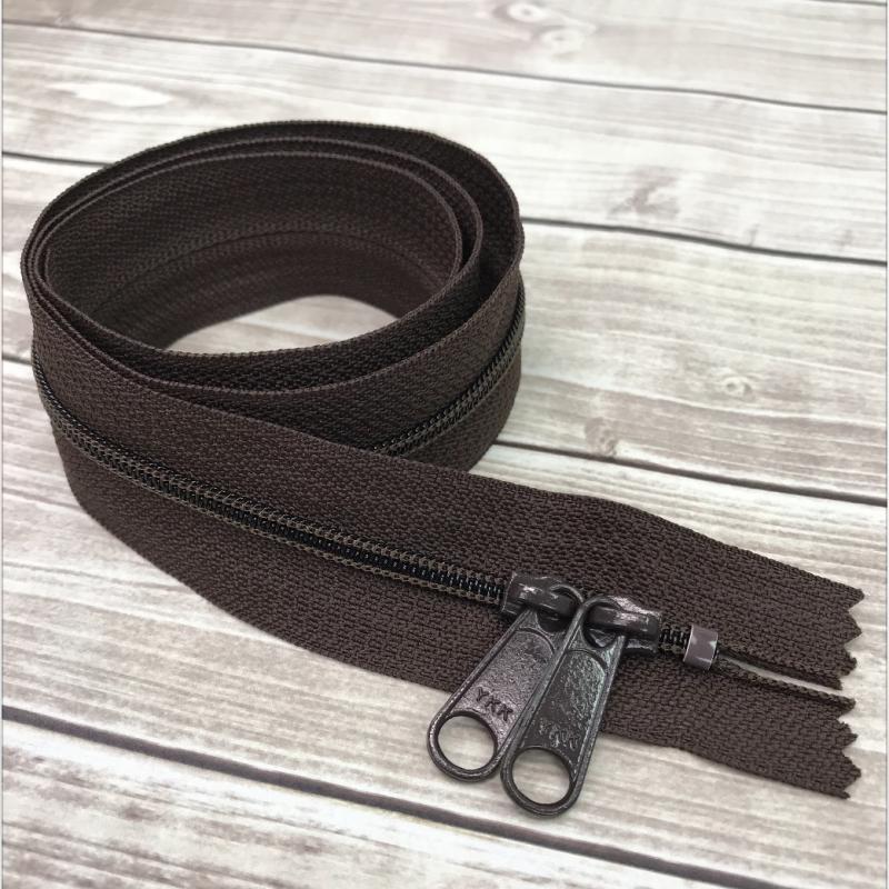 """autumn brown zipper 30"""""""