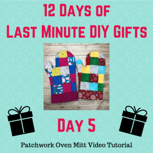 patchwork oven mitts by crafty gemini