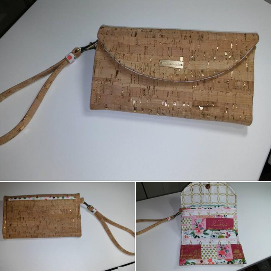 essentials wallet by crafty gemini