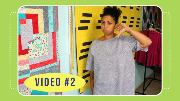butterick 6214 sew along video series with the crafty gemini