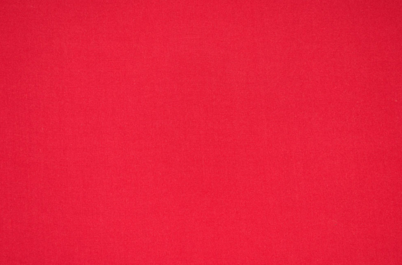 rayon challis solid red