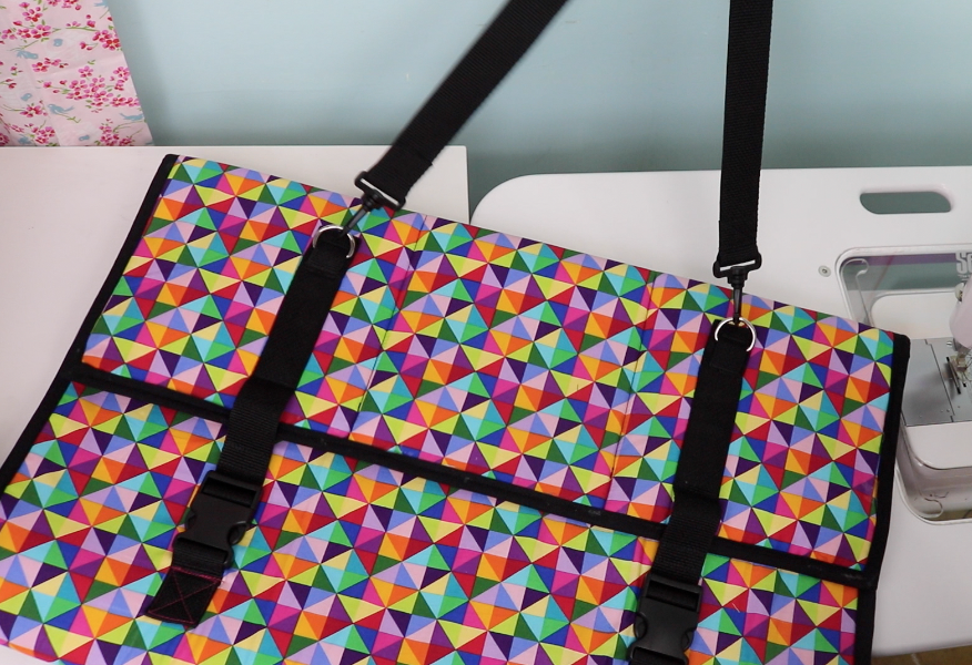 retreat in a bag video course by crafty gemini
