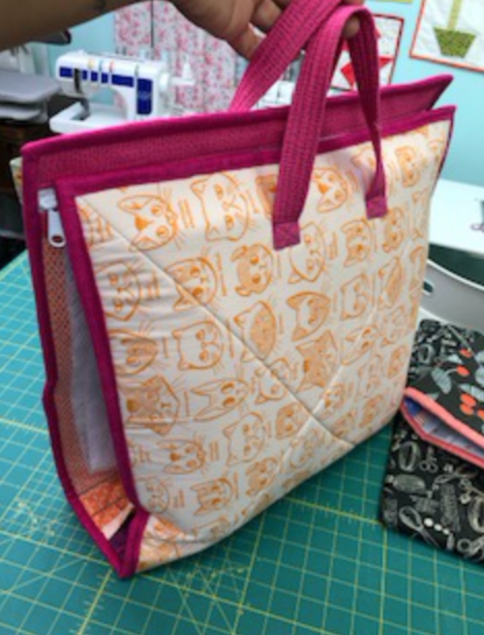 the ultimate project bag by crafty gemini