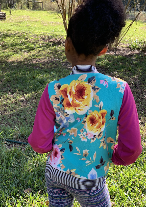charlie bomber jacket jalie 3675 by crafty gemini